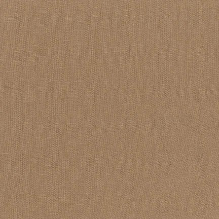 Brussels Washer Linen/Rayon - Khaki