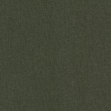 Brussels Washer Linen/Rayon - O.D. Green