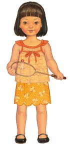 Badminton Skort, Top, and Dress