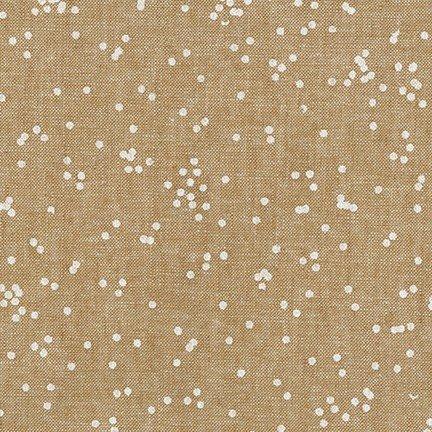 Balboa Linen/Cotton - Confetti - Taupe