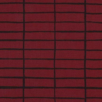 Balboa Linen/Cotton - Boxed - Bordeaux