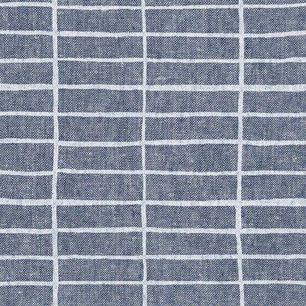 Balboa Linen/Cotton - Boxed - Denim