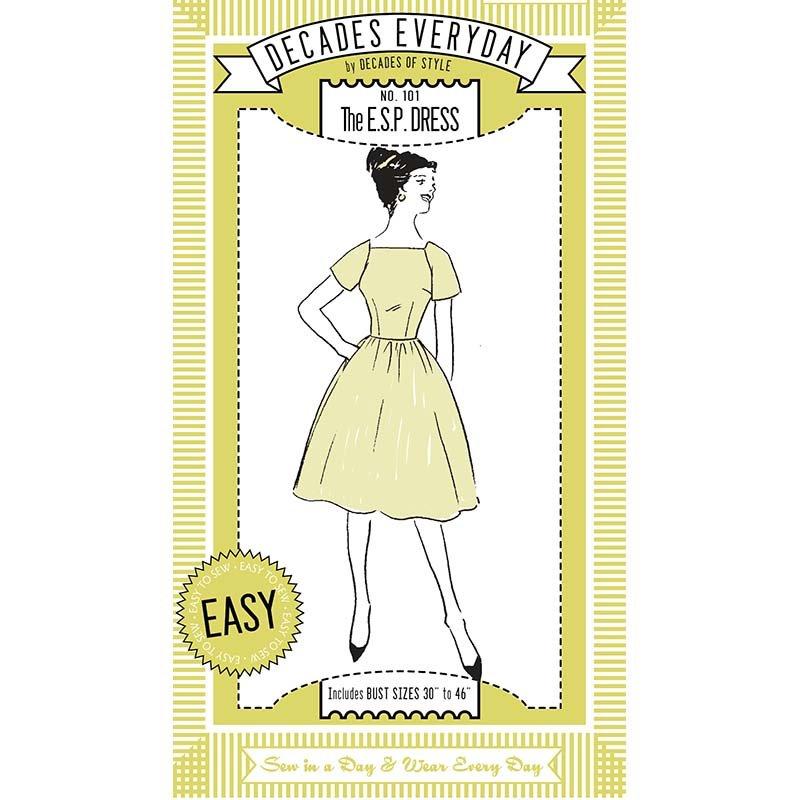 Decades Everyday - The E.S.P. Dress