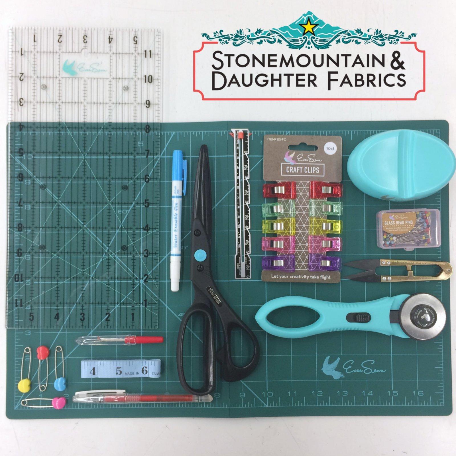 Eversewn Big Sewing Starter Kit