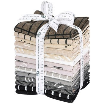 Balboa Essex Linen - Fat Quarter Bundle - Neutral