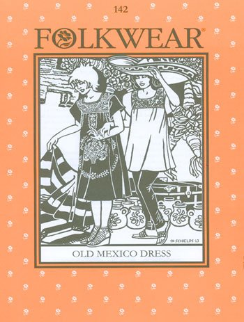 Old Mexico Dress - #142