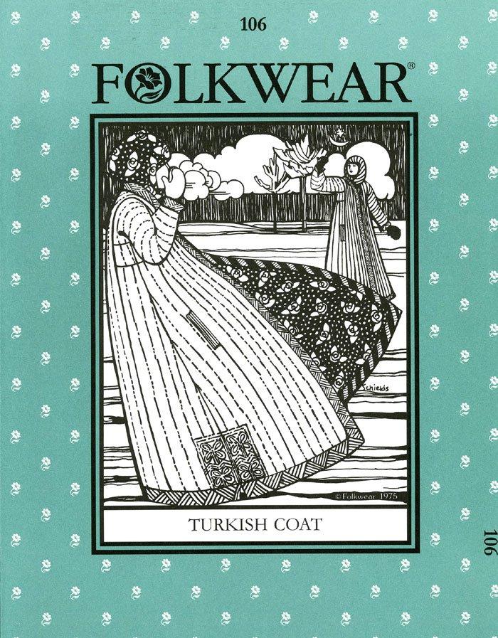 Turkish Coat - #106
