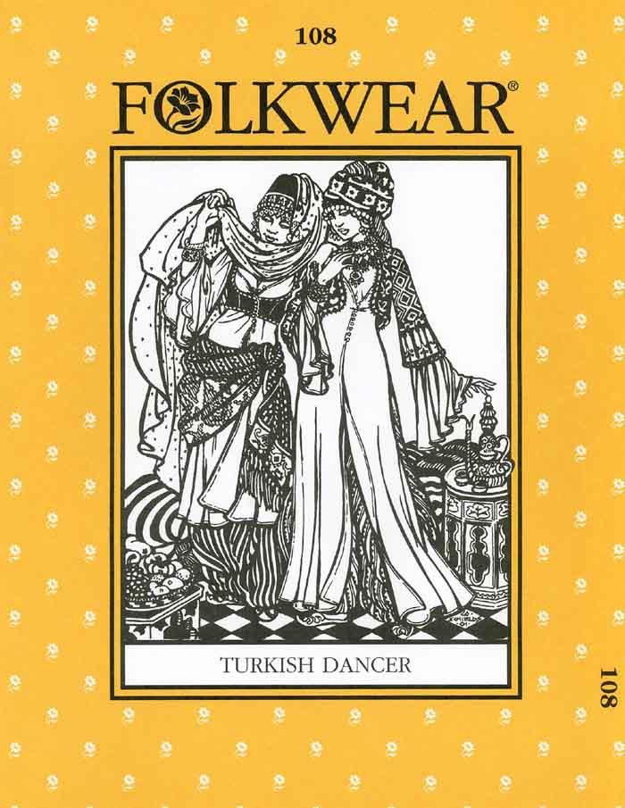 Turkish Dancer - #108