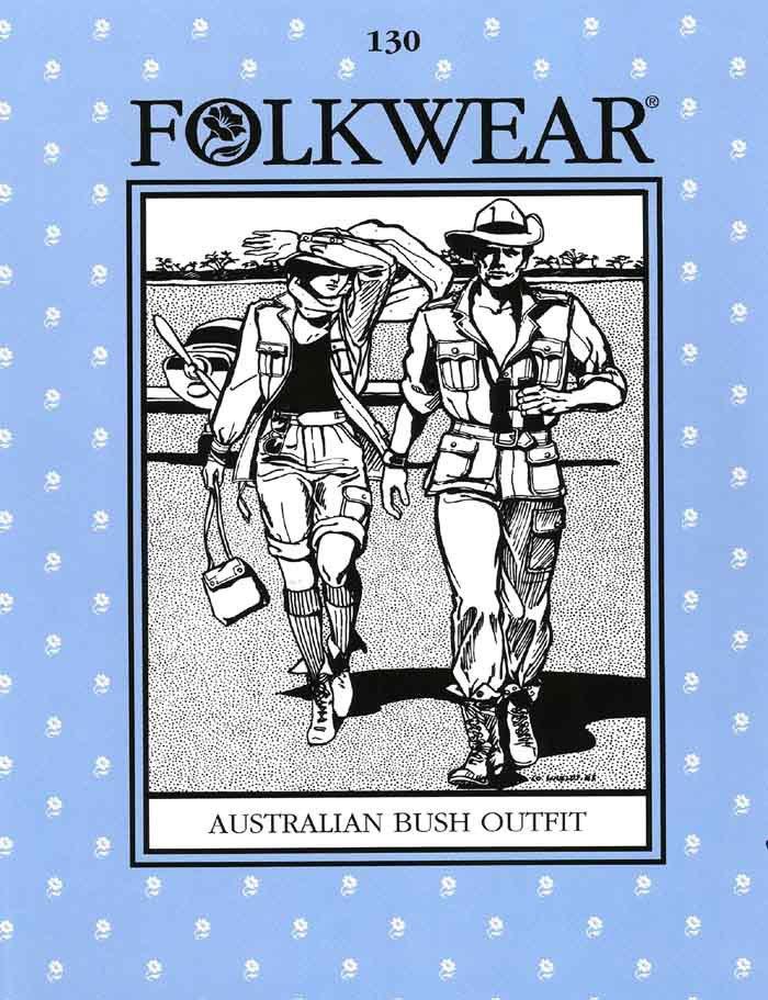 Australian Bush Outfit