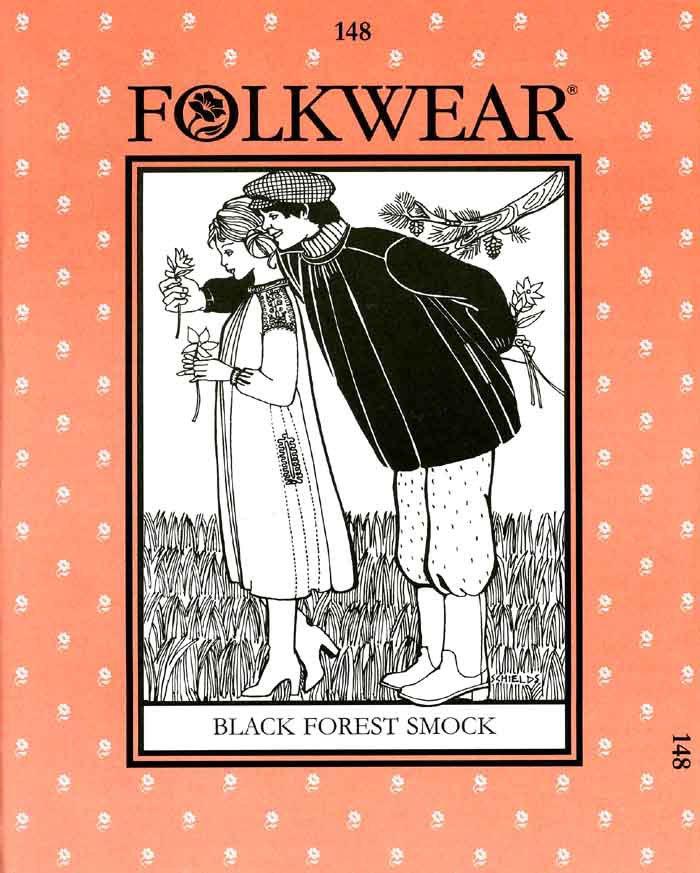 Black Forest Smock - #148