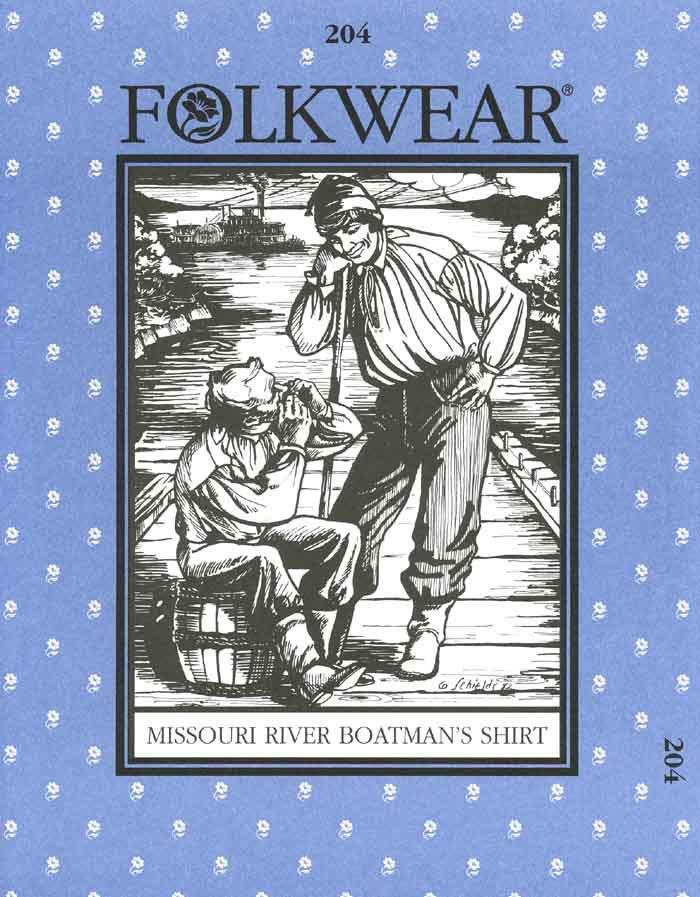 Missouri River Boatman's Shirt - #204