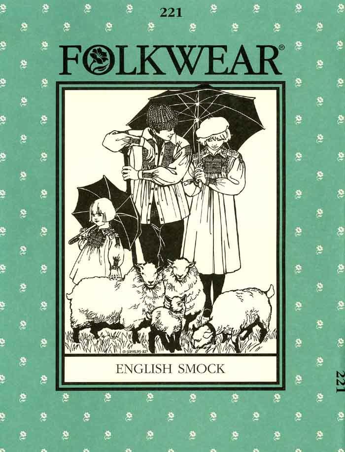 English Smock - #221