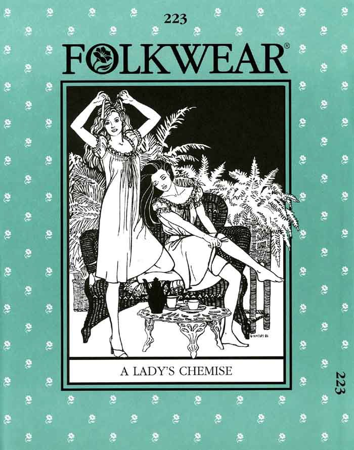 A Lady's Chemise