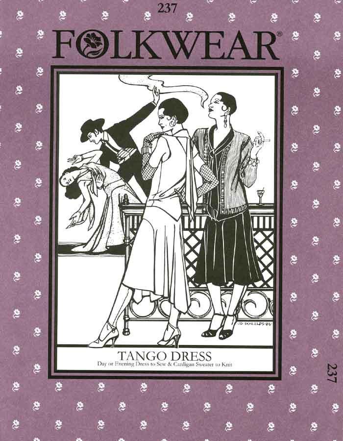 Tango Dress - #237