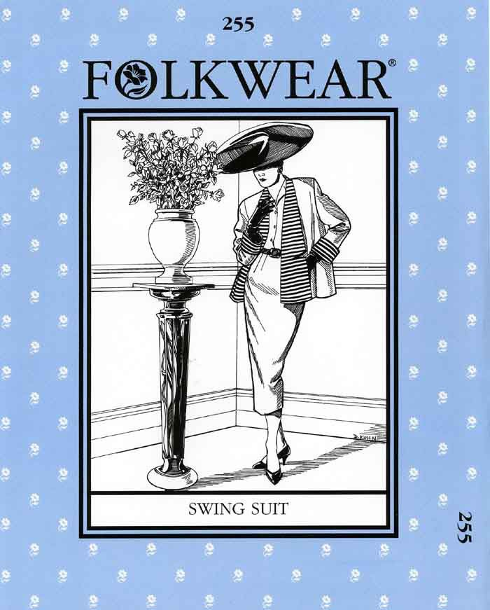 Swing Suit - #255