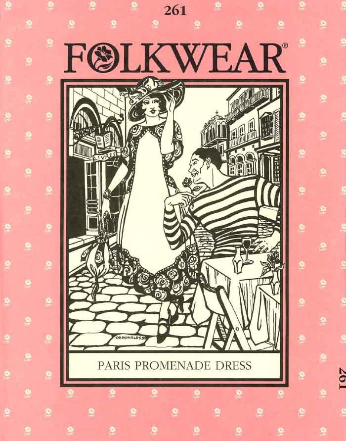 Paris Promenade Dress - #261