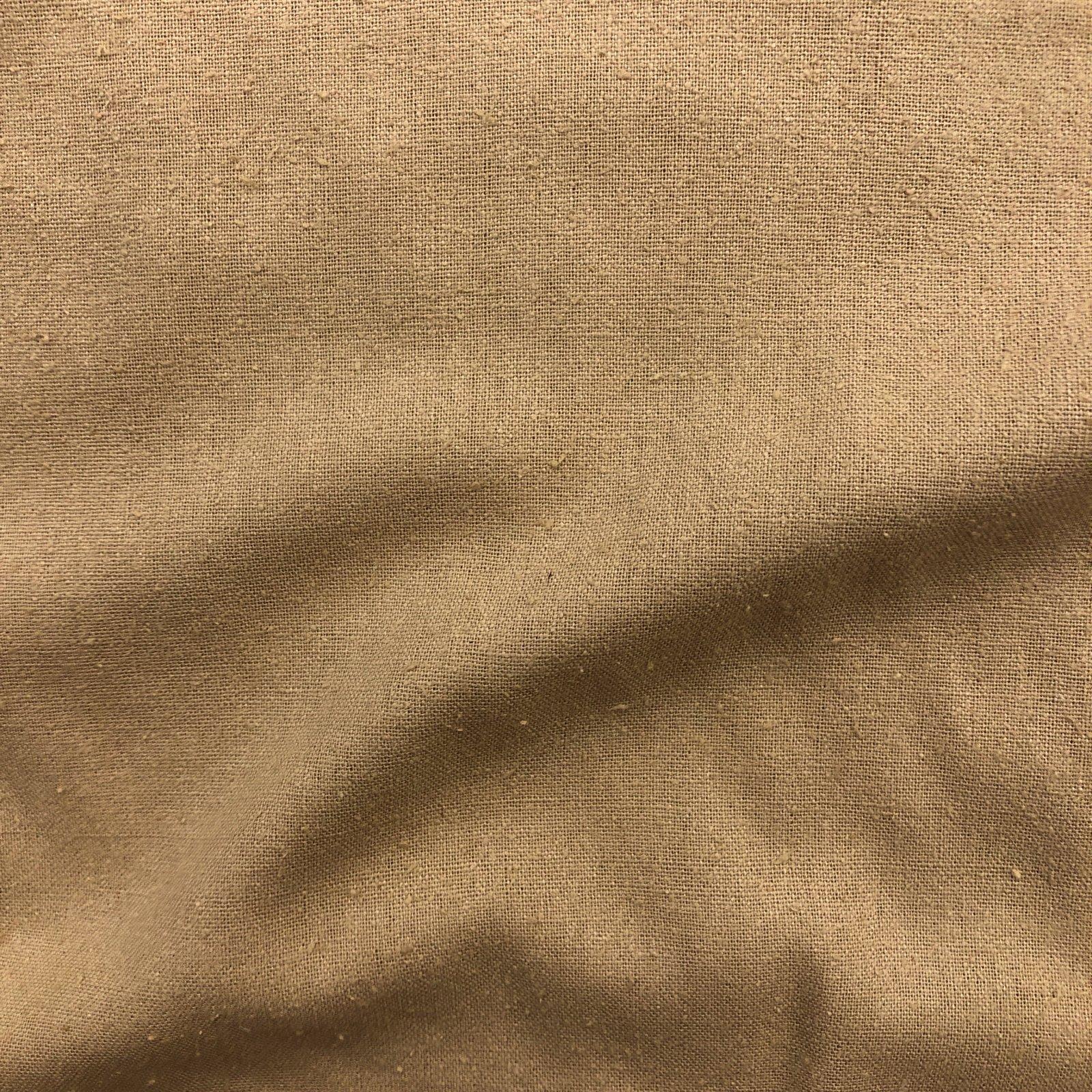 Silk Noil - Sand