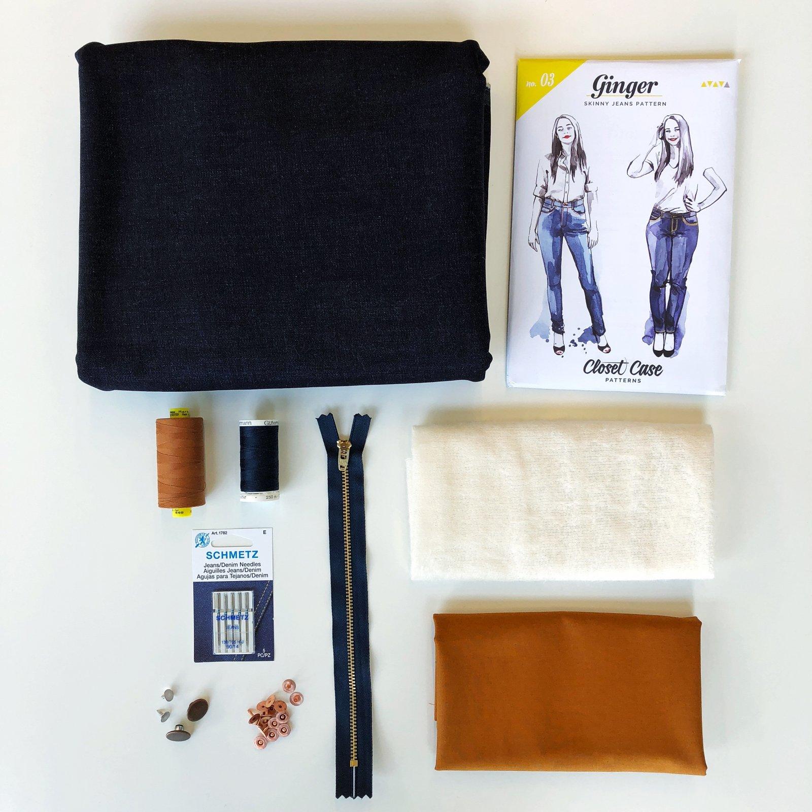 Lladybird Ginger Jeans Kit