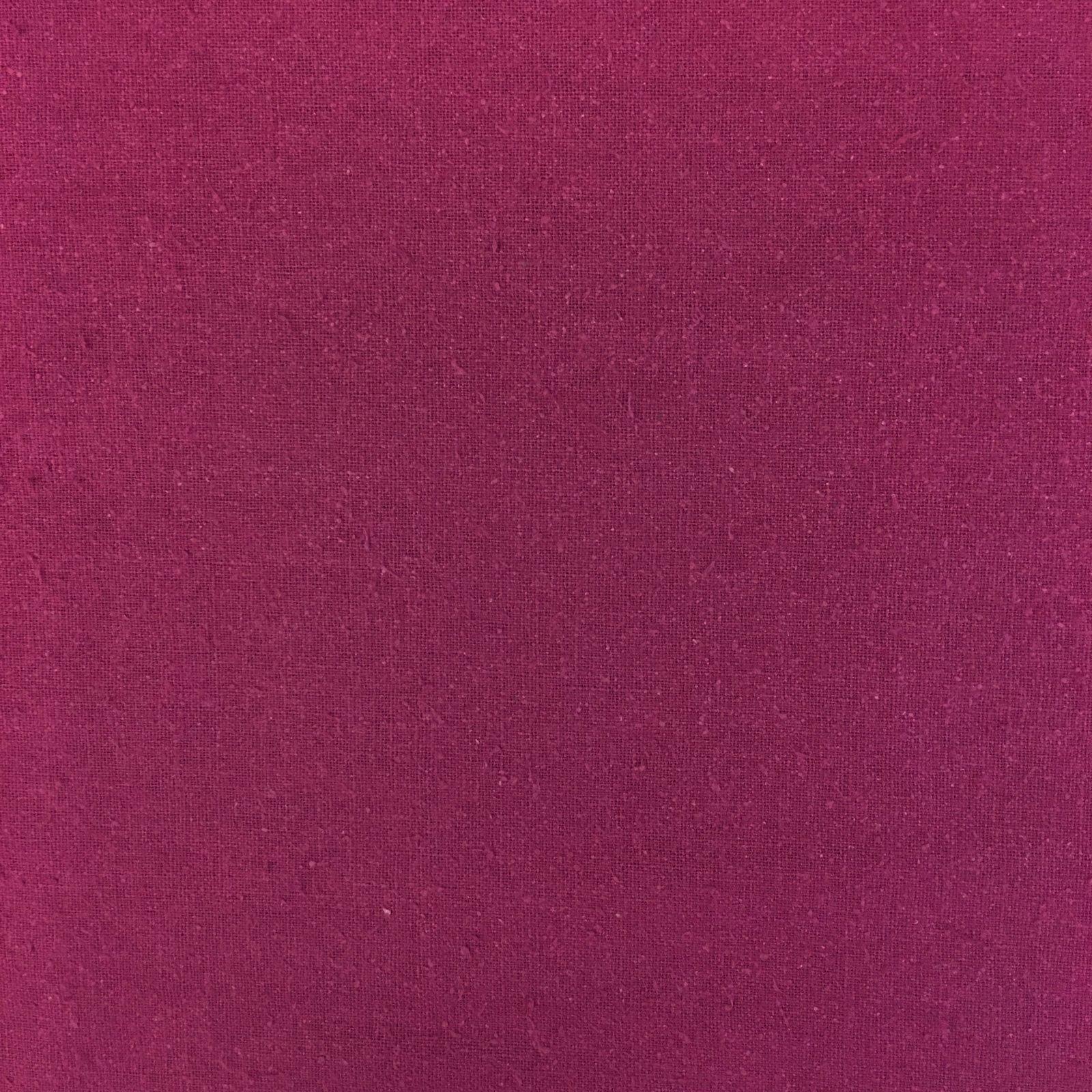 Silk Noil - Boysenberry
