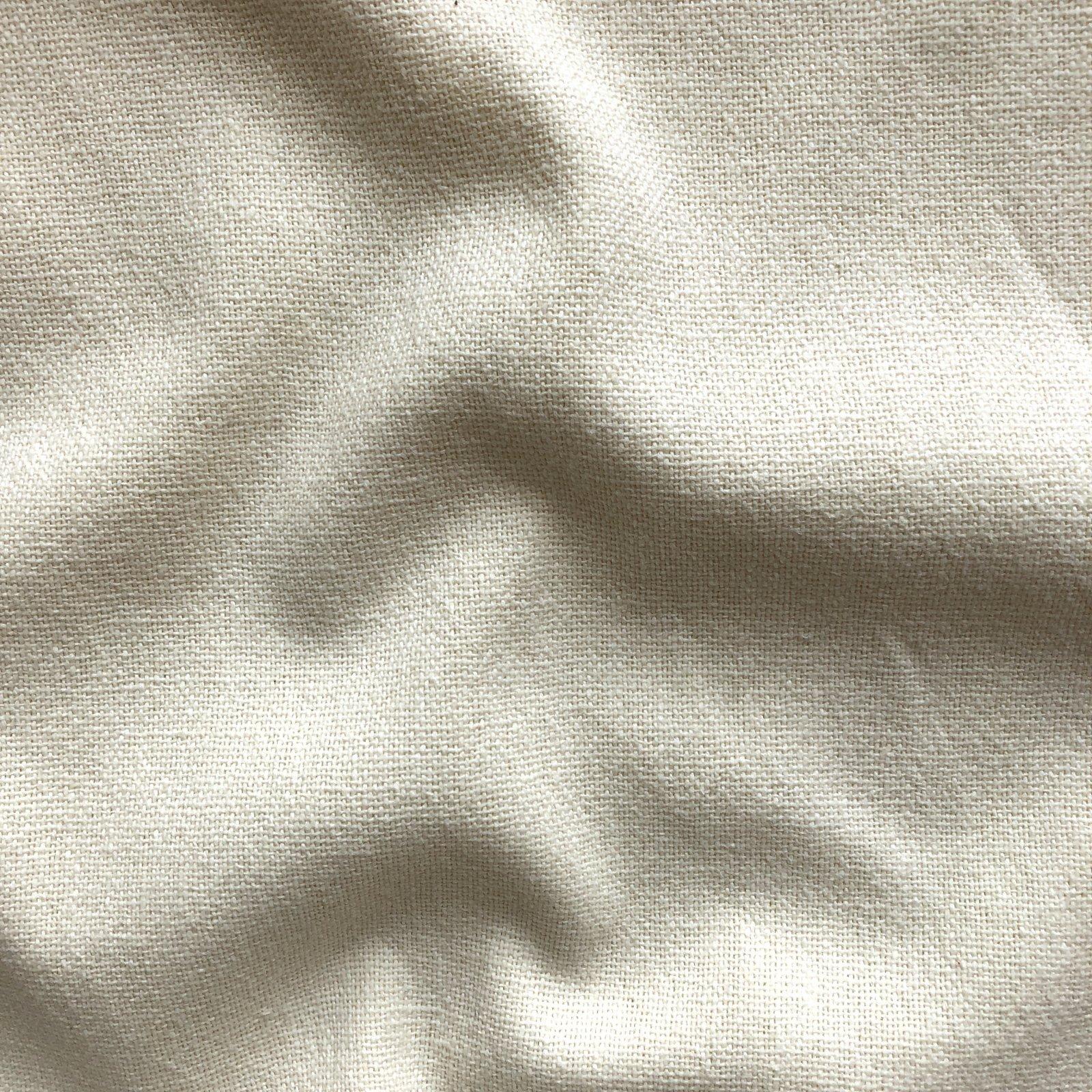 Kolkata Cloth - Textured Cotton - Ivory