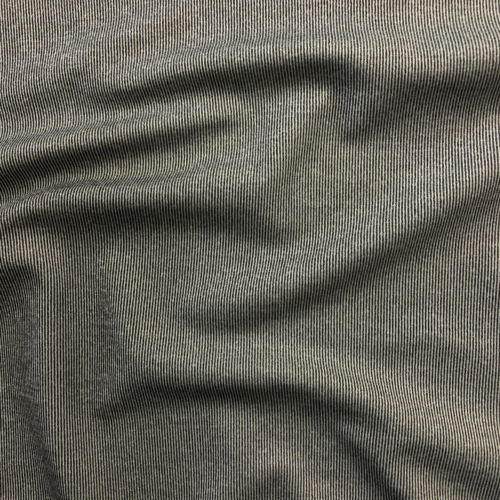 Activewear Microstripe - Grey/White