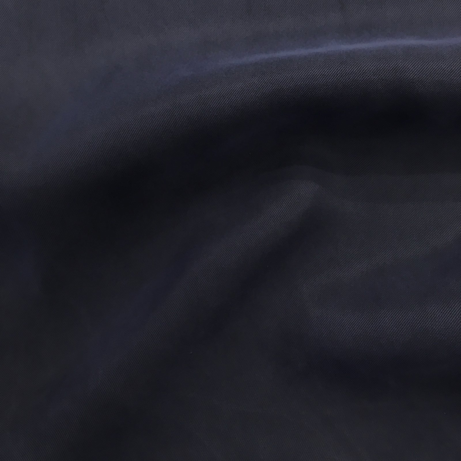 Cupro/Rayon Twill - Navy
