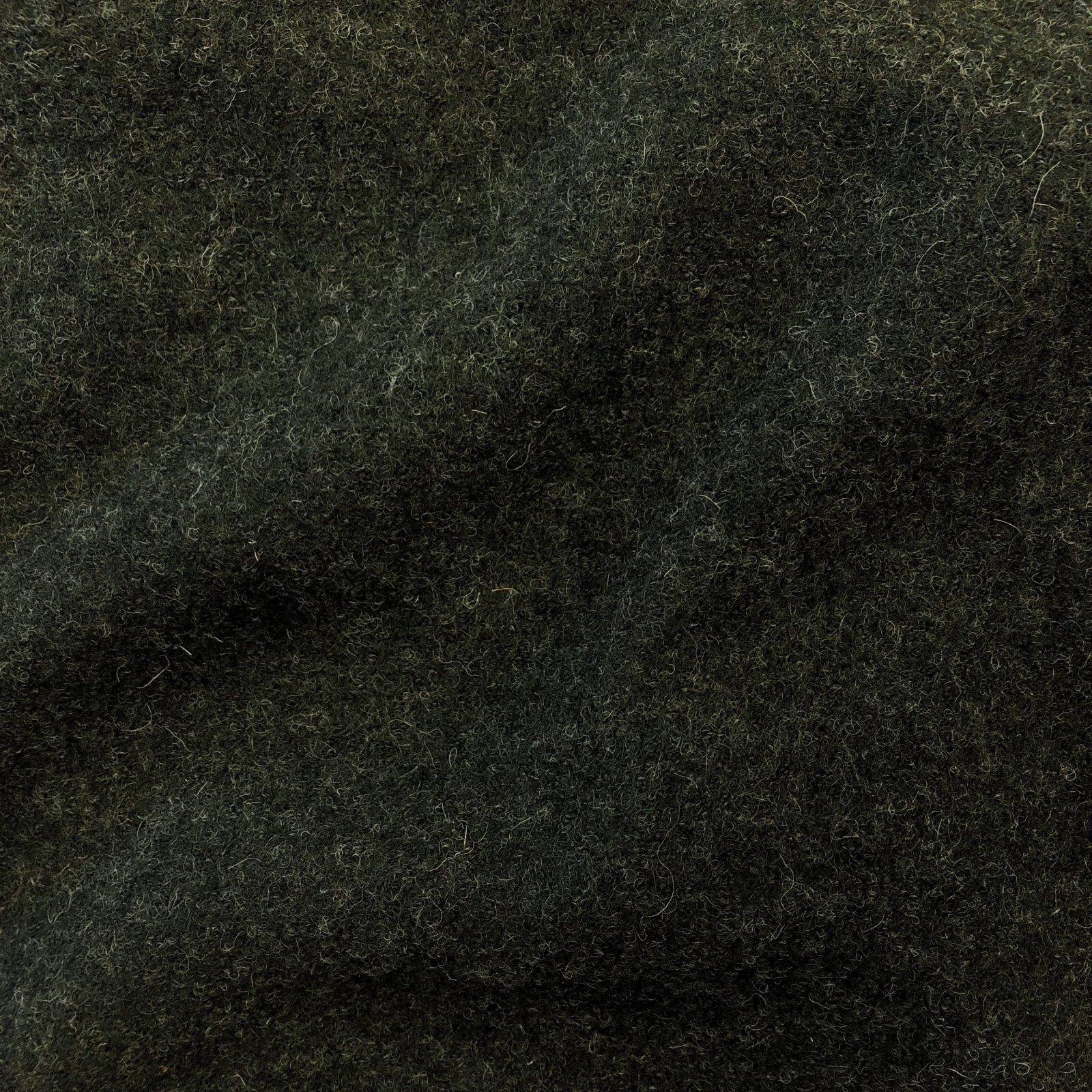 Boiled Wool - Loden