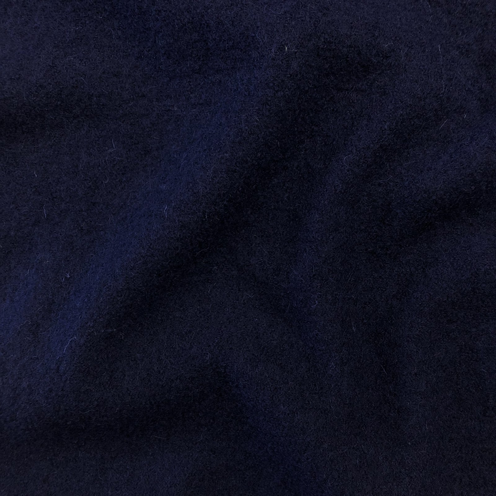 Boiled Wool - Indigo