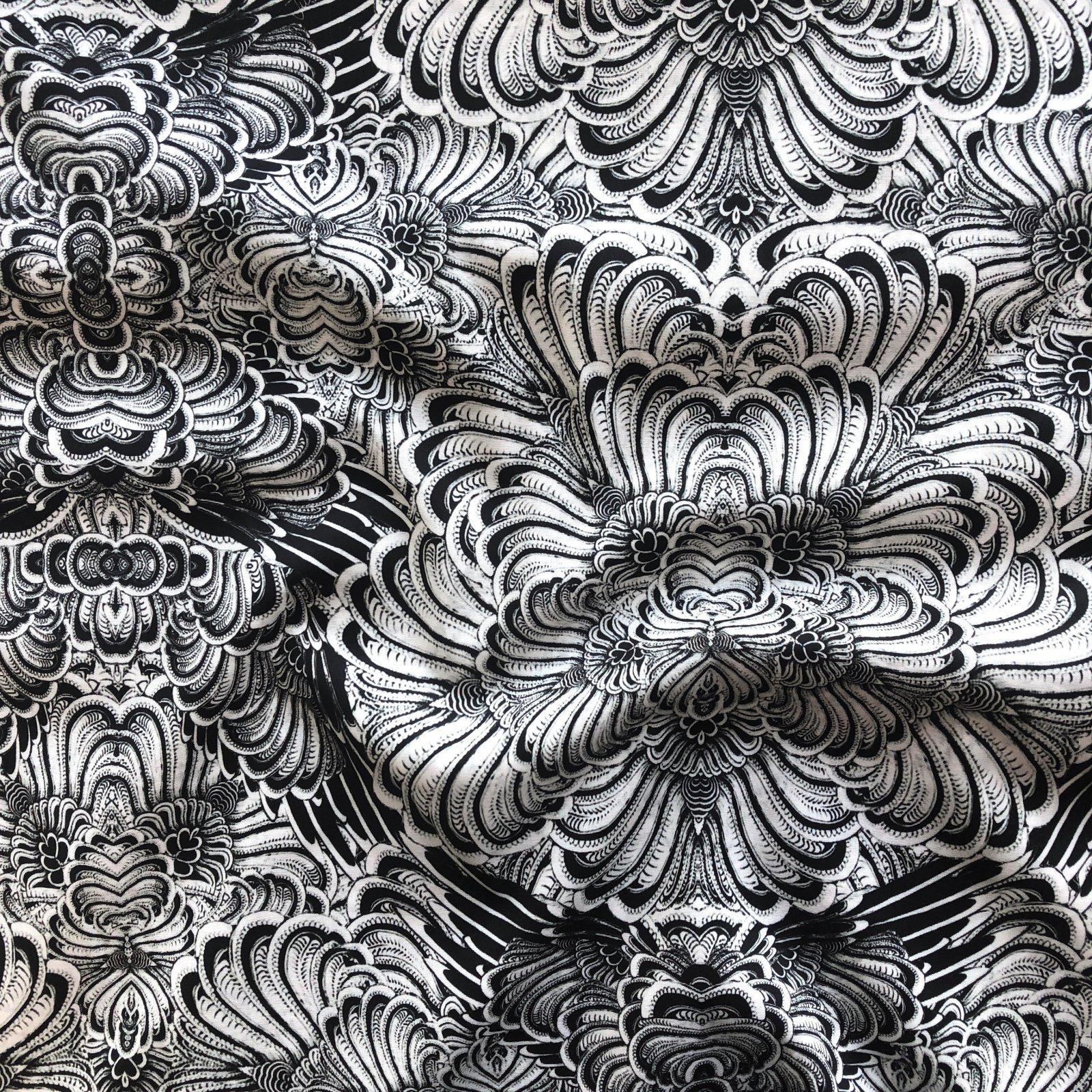 Cavalli - Cotton Lawn - Psychadelia