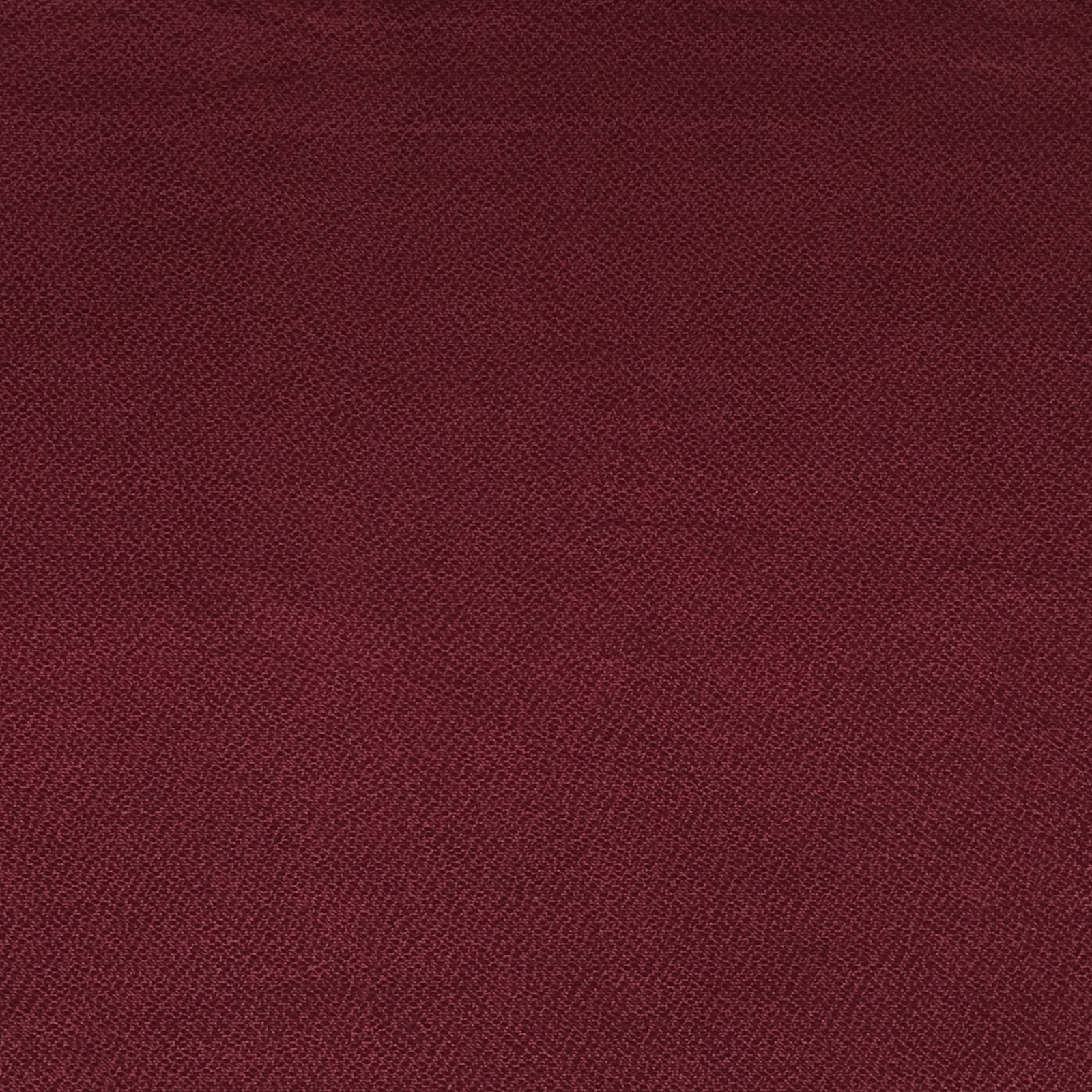 Rayon Crepe - Scarlet