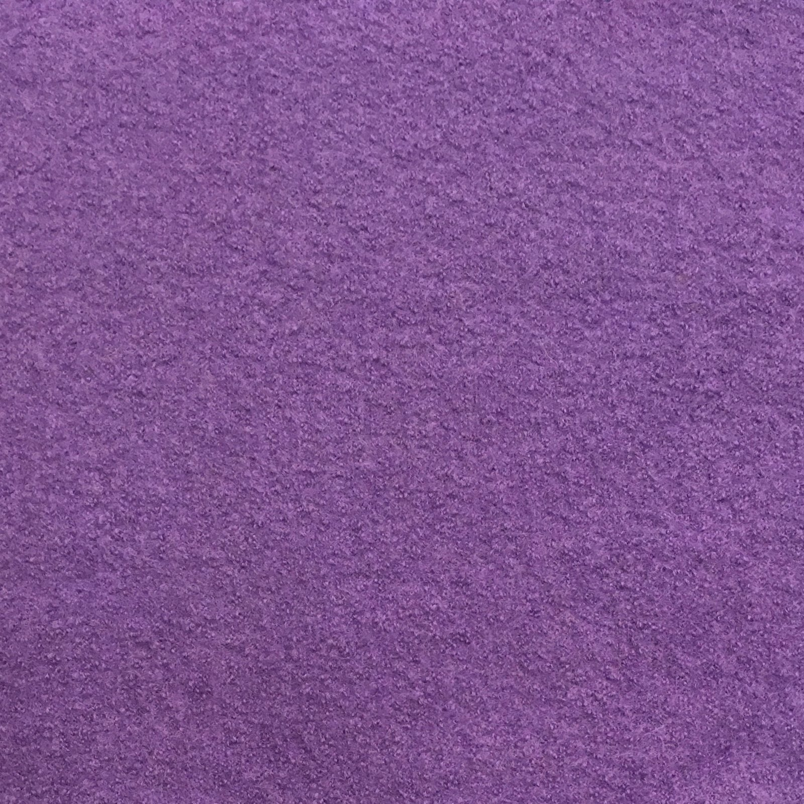 Boiled Wool - Lavender