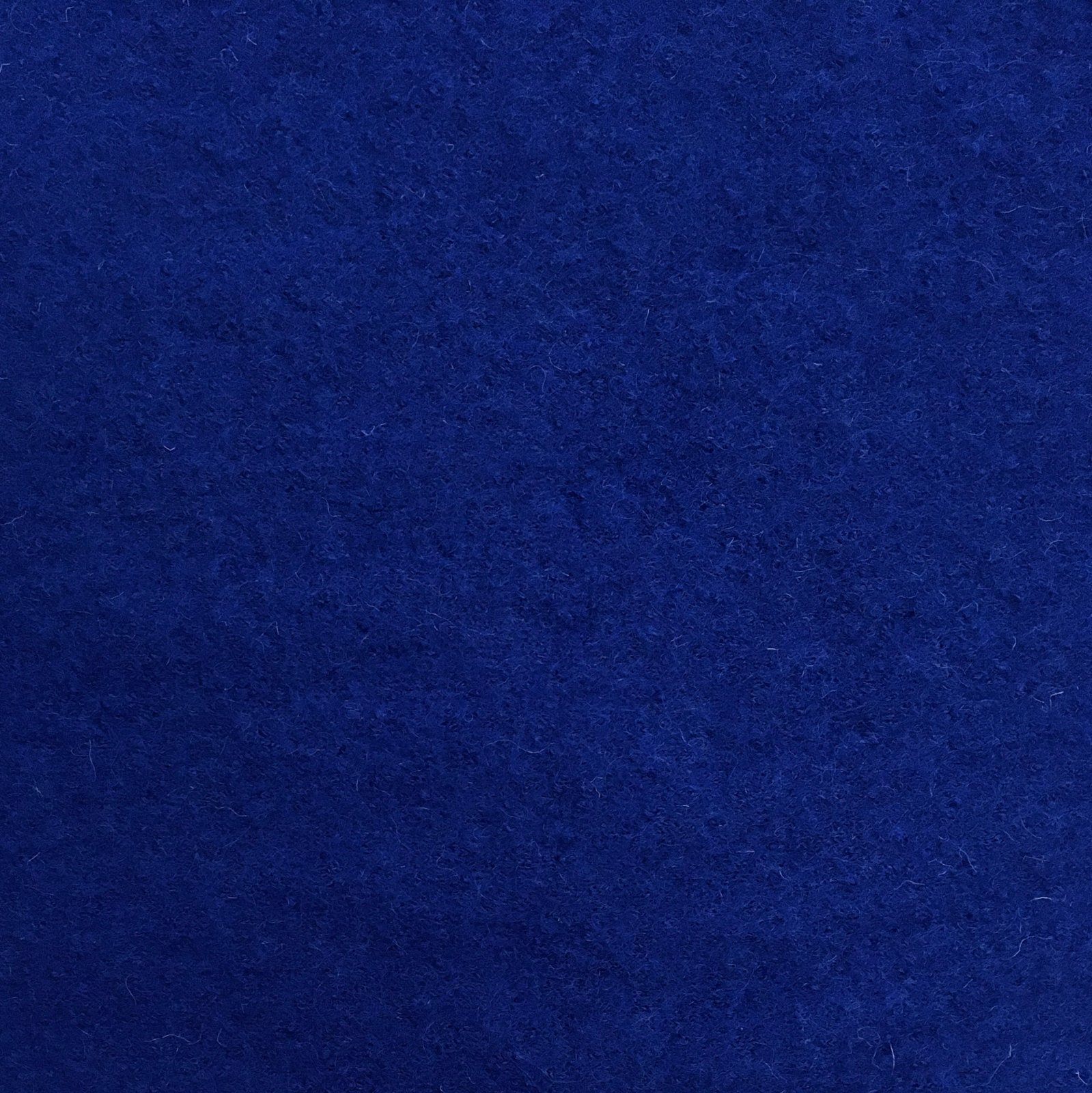 Boiled Wool - Sapphire