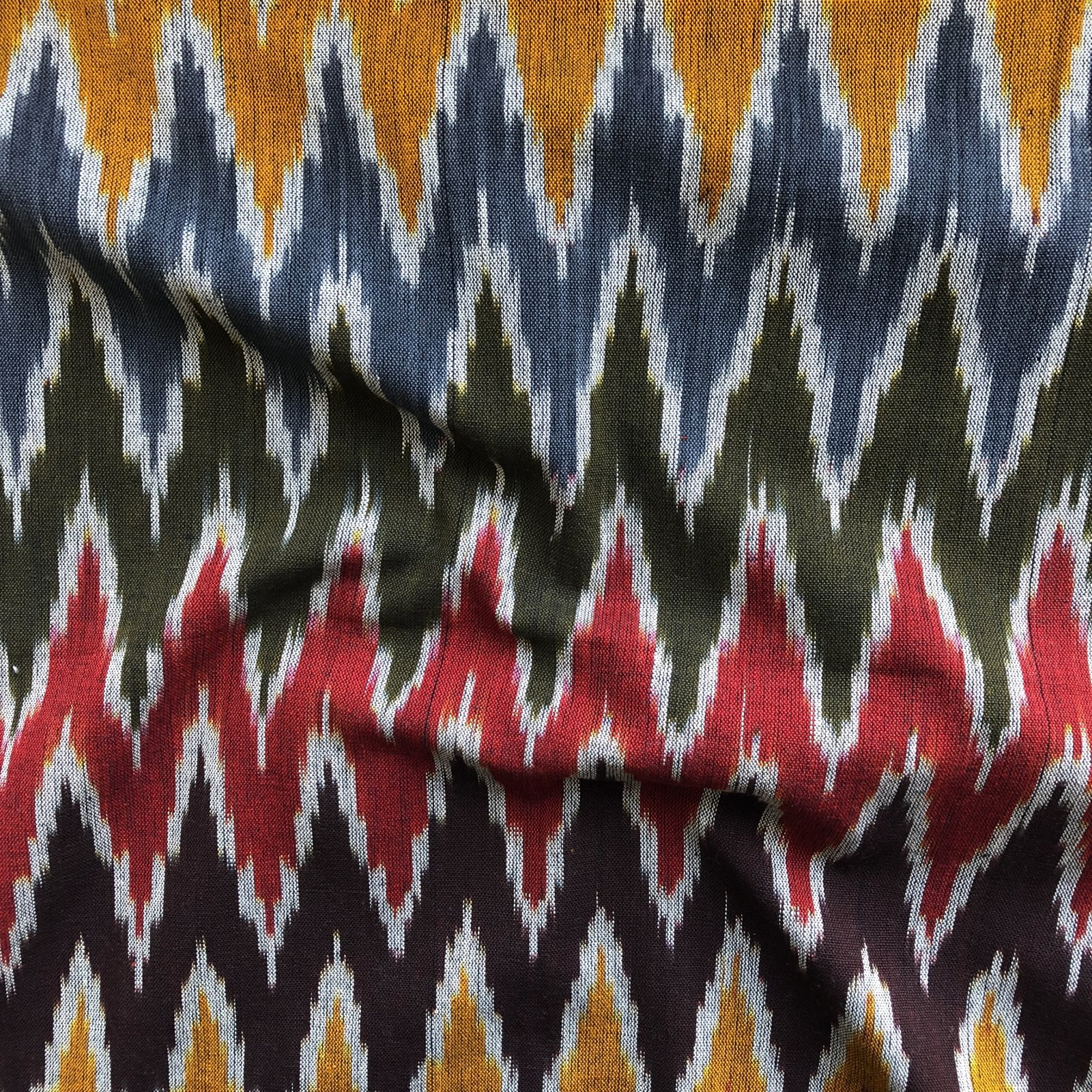 Ikat - Mountain Stripe