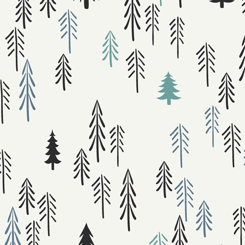 AGF - Cotton/Spandex Jersey - Loblolly Pine