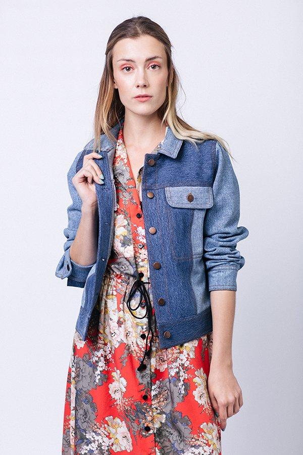 Maisa Denim Jacket