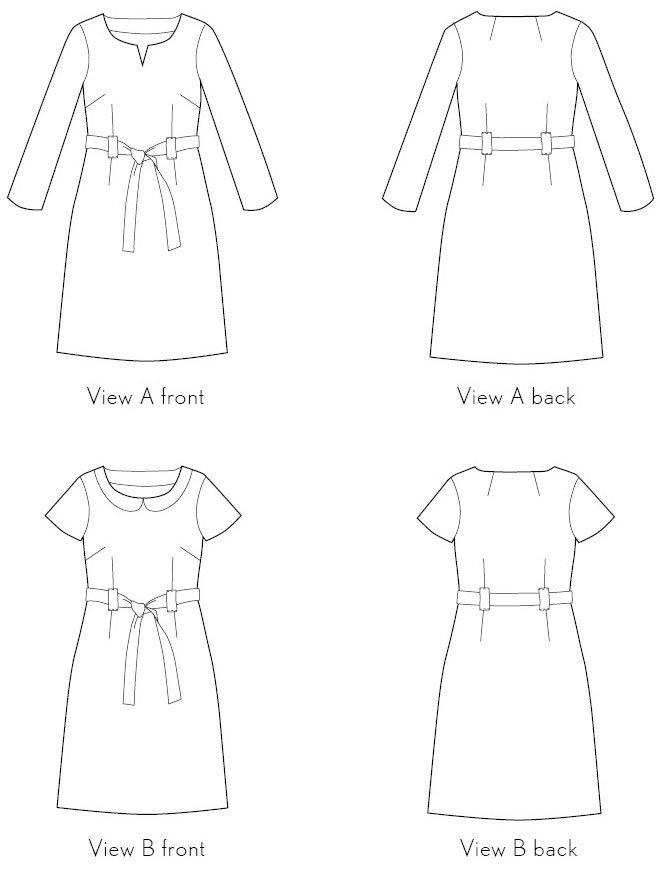 Bistro Dress