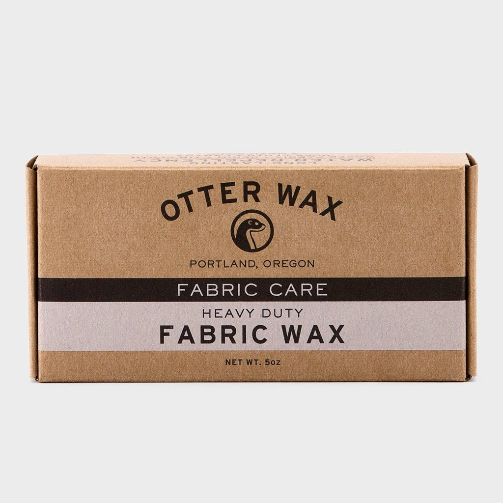 Otter Wax - Fabric Wax - Large Bar