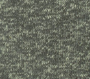 Hemp & Organic Cotton Yarn-Dyed Jersey - Storm