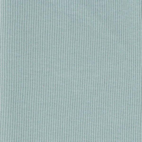 Birch Fabrics - Organic Rib Knit - Mineral