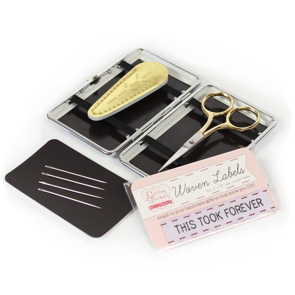 Sublime Stitching Tool Case - Nathalie Lete