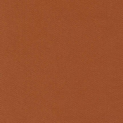Ventana Twill - Brick Brown