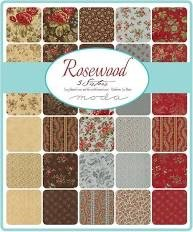 Rosewood Charm Pack
