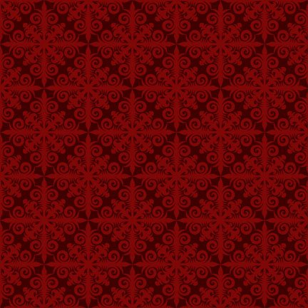 WinterWonderland - Tiles - Red