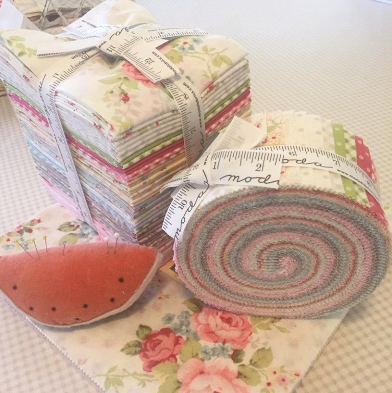 Amberley Jelly Roll