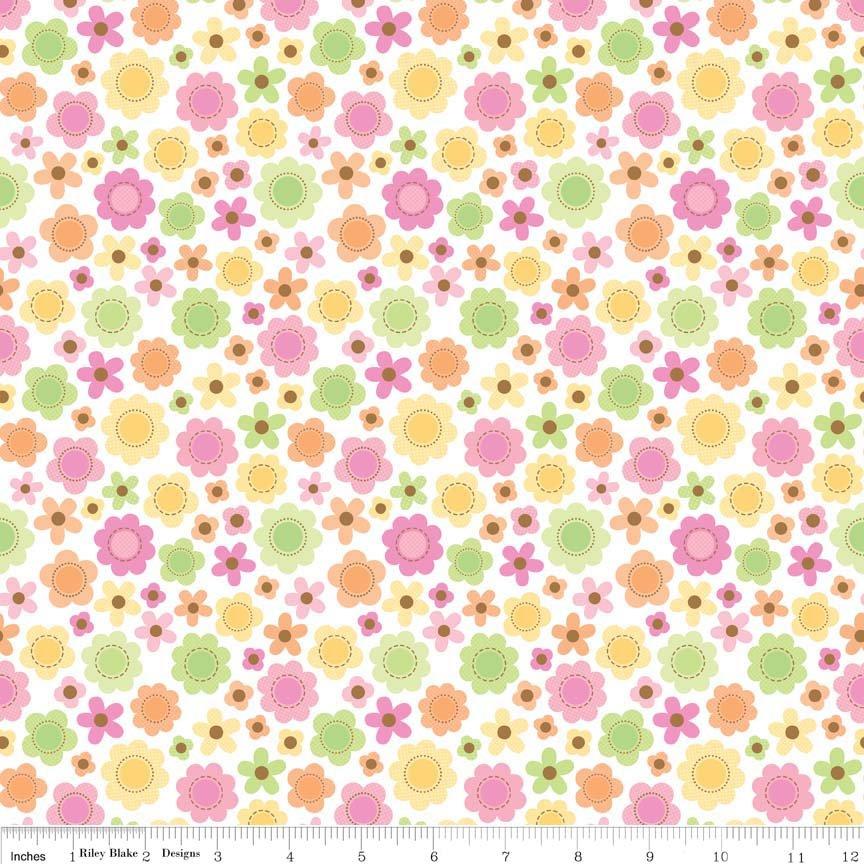 Sweet Baby Girl -4292 Flowers