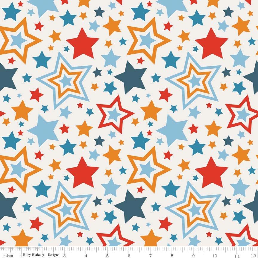 Lucky Star - 4830-Cream