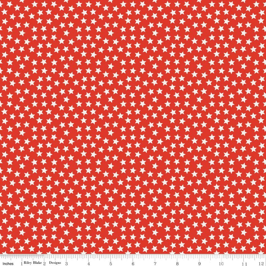Lucky Star - 4833- Red