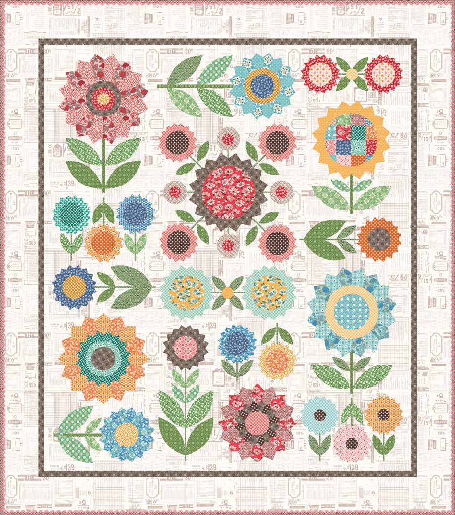 Lori Holt Sew Along Quilt Kit