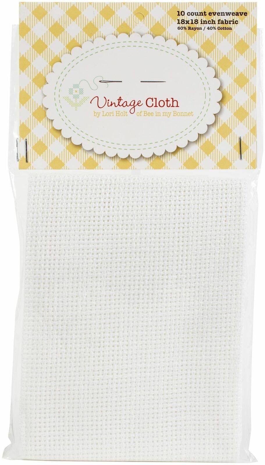 Lori Holt Vintage Cloth - Daisy 18x18