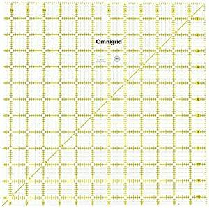 Omnigrid 12.5 Quilter's Ruler